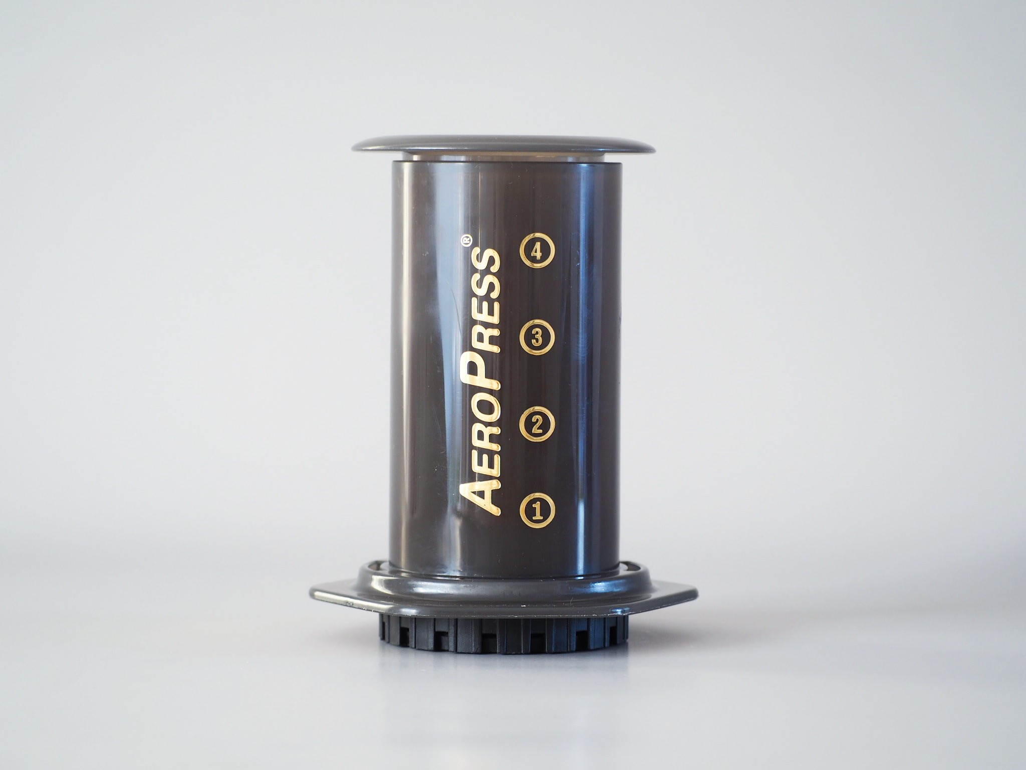 5 ways to brew coffee aeropress