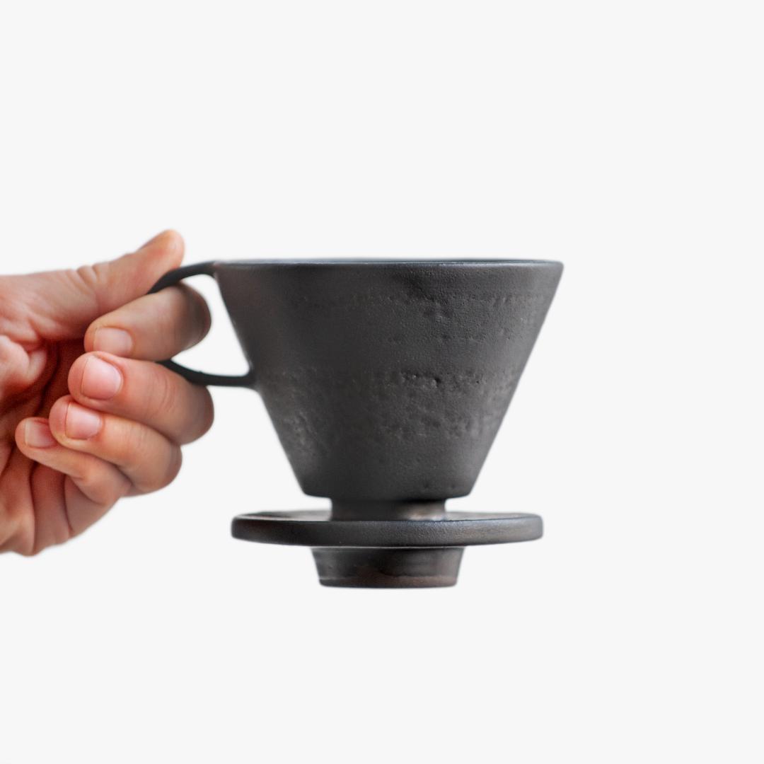 Birdman's Home Coffee Dripper black