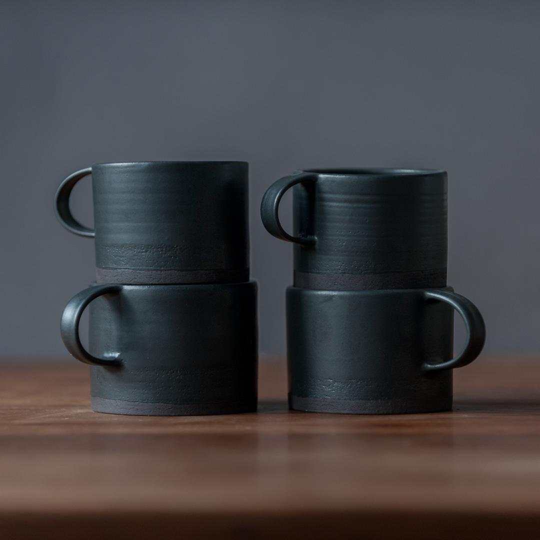 Birdman's Home Cups Charcoal