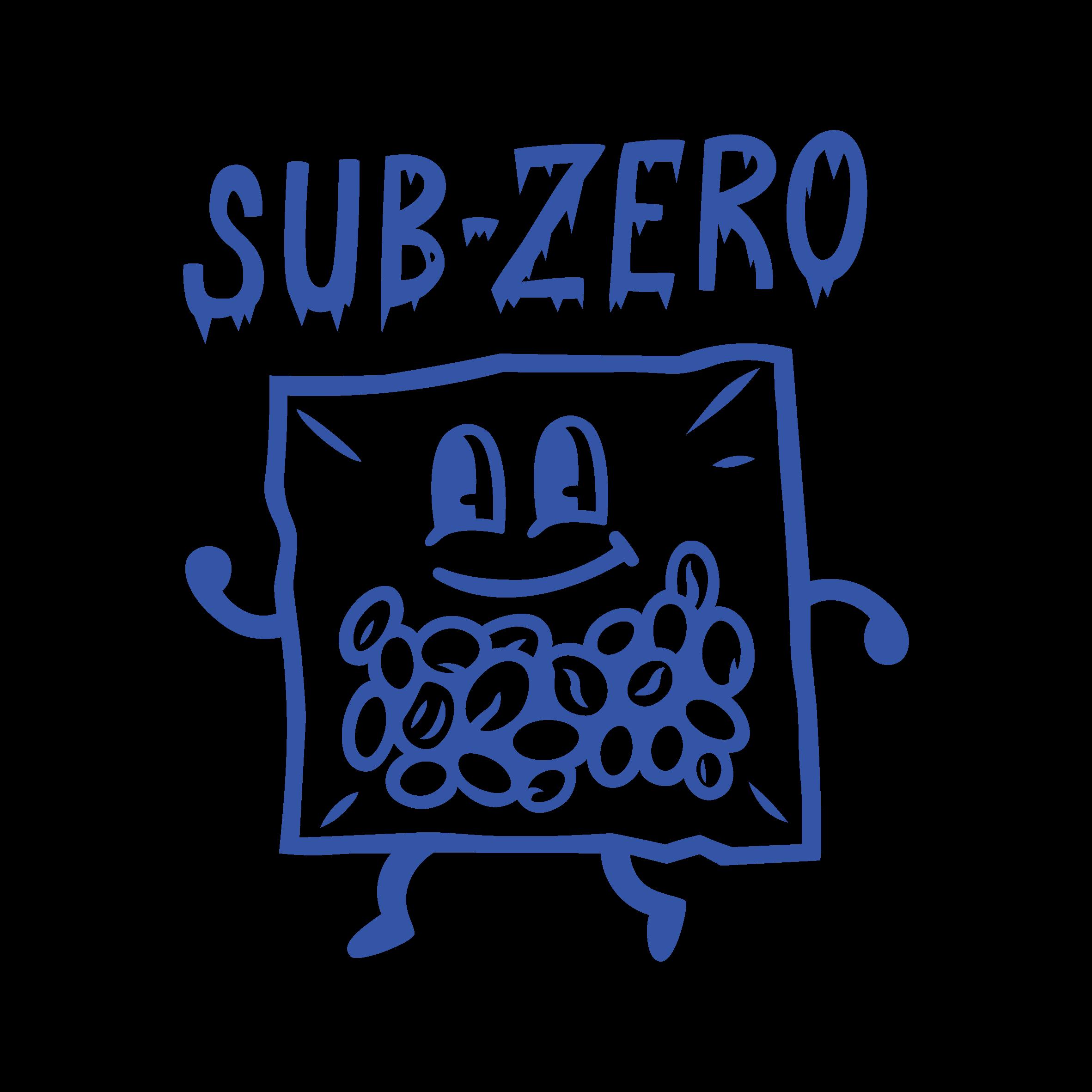 Subzero Coffee Logo