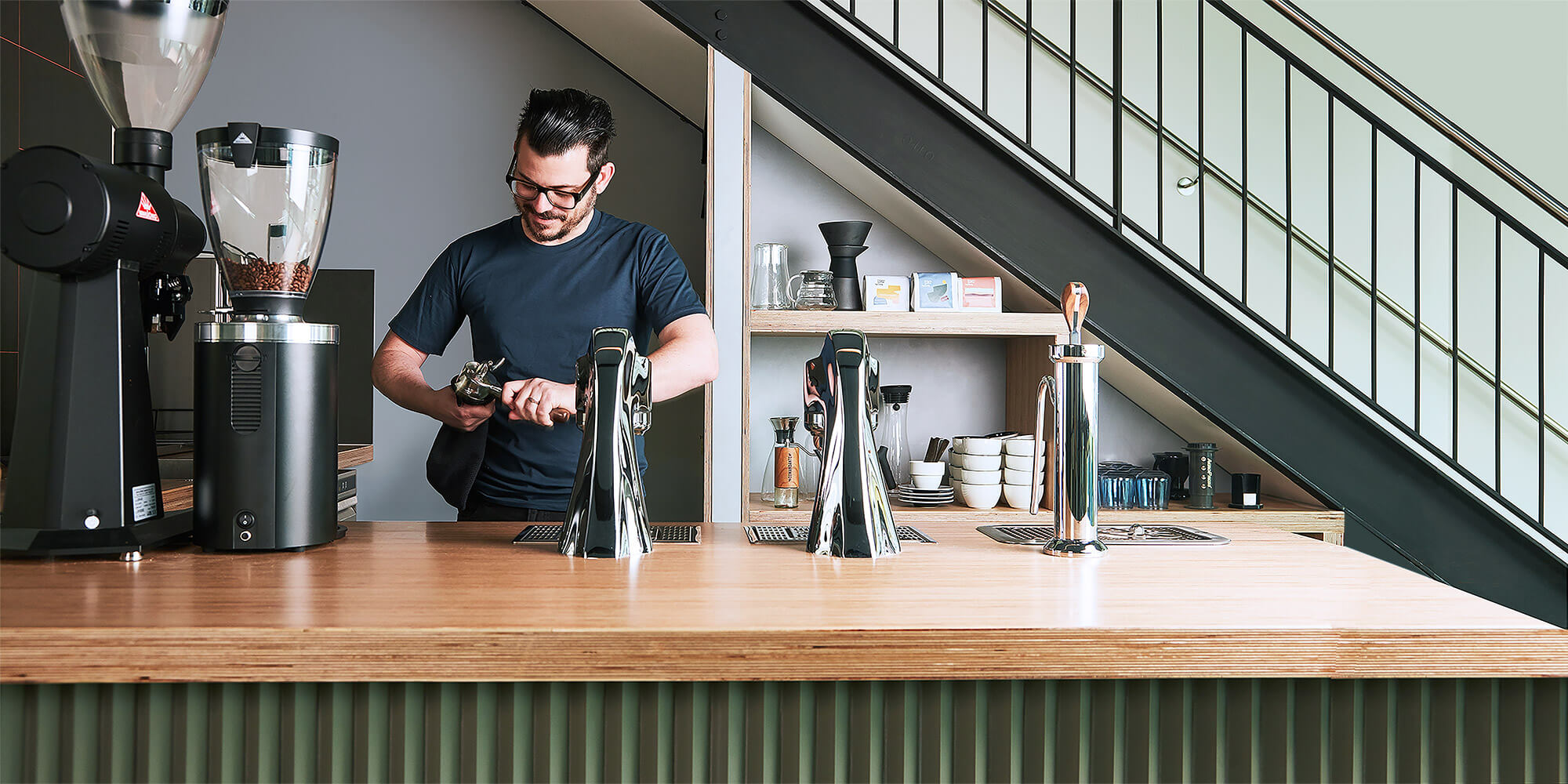 Criteria Coffee by Craig Craig Simon