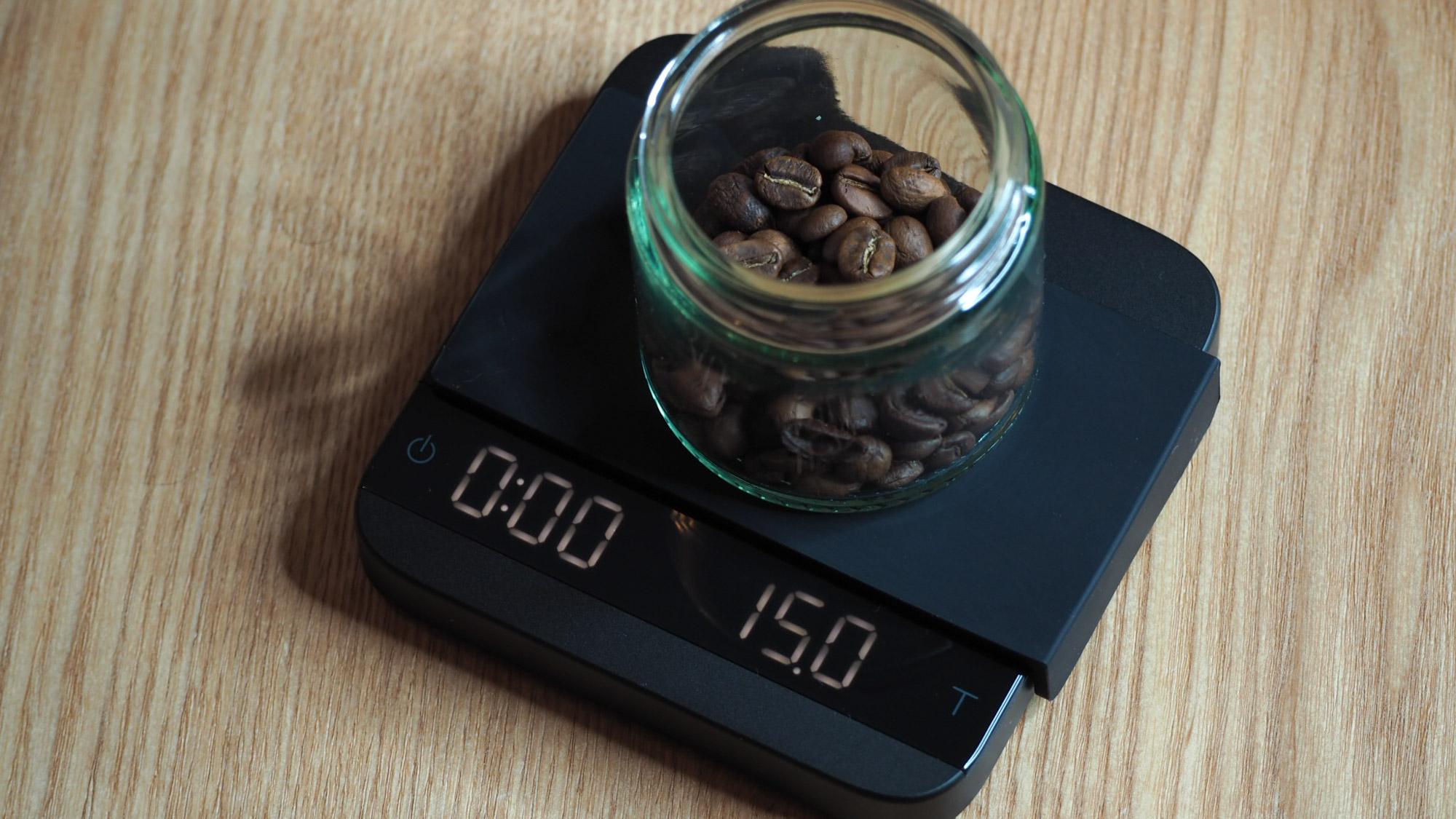 acaia lunar coffee scale