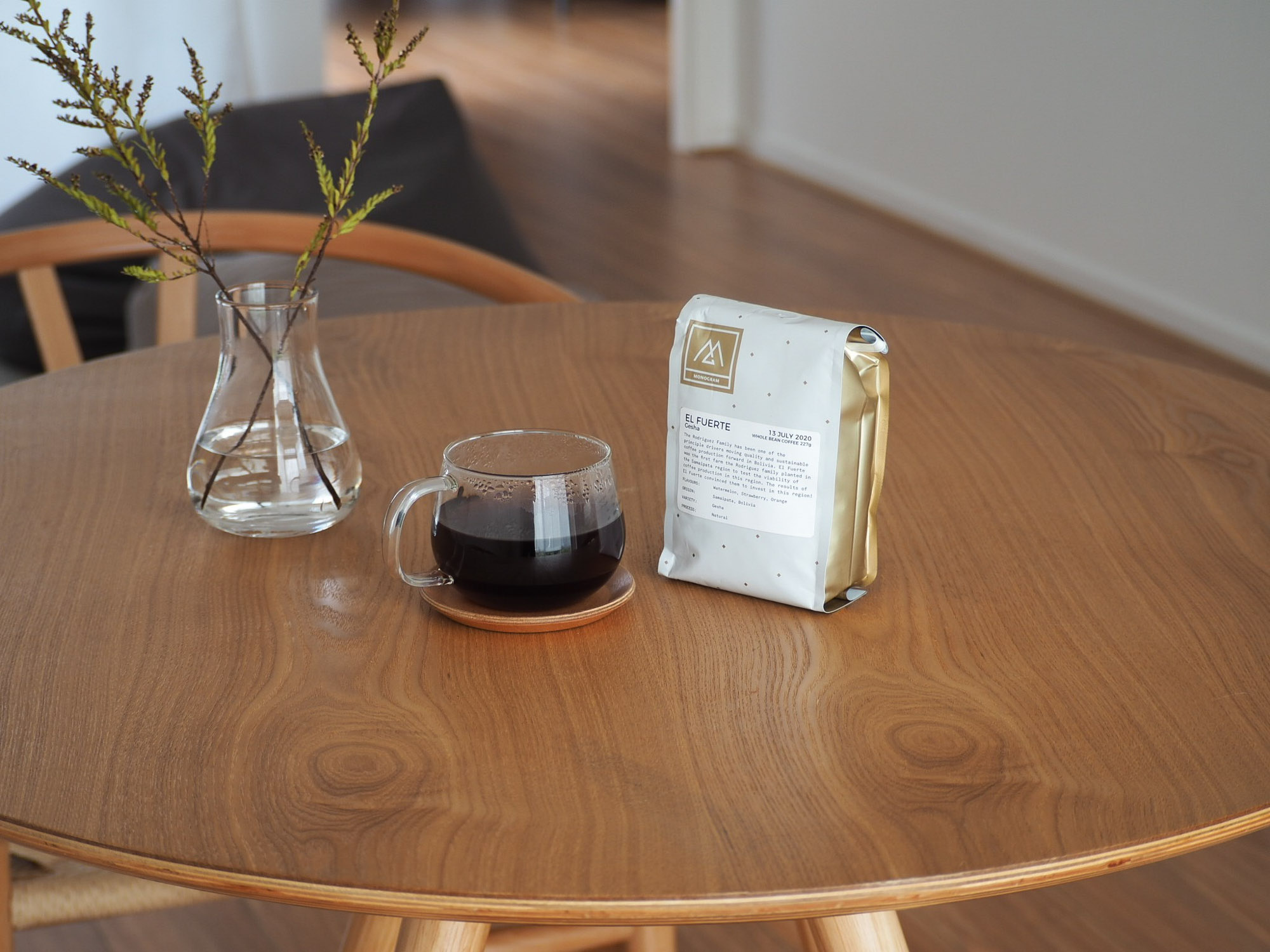 tips for coffee brewing serving ware
