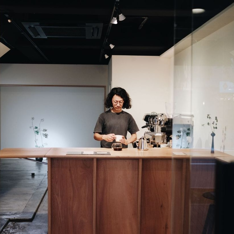 Style coffee kyoto brew bar