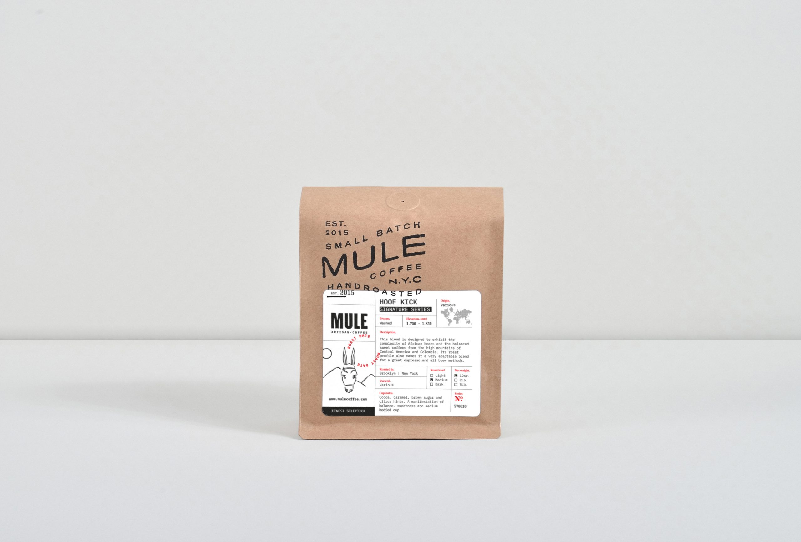Mule Coffee Brew Methods