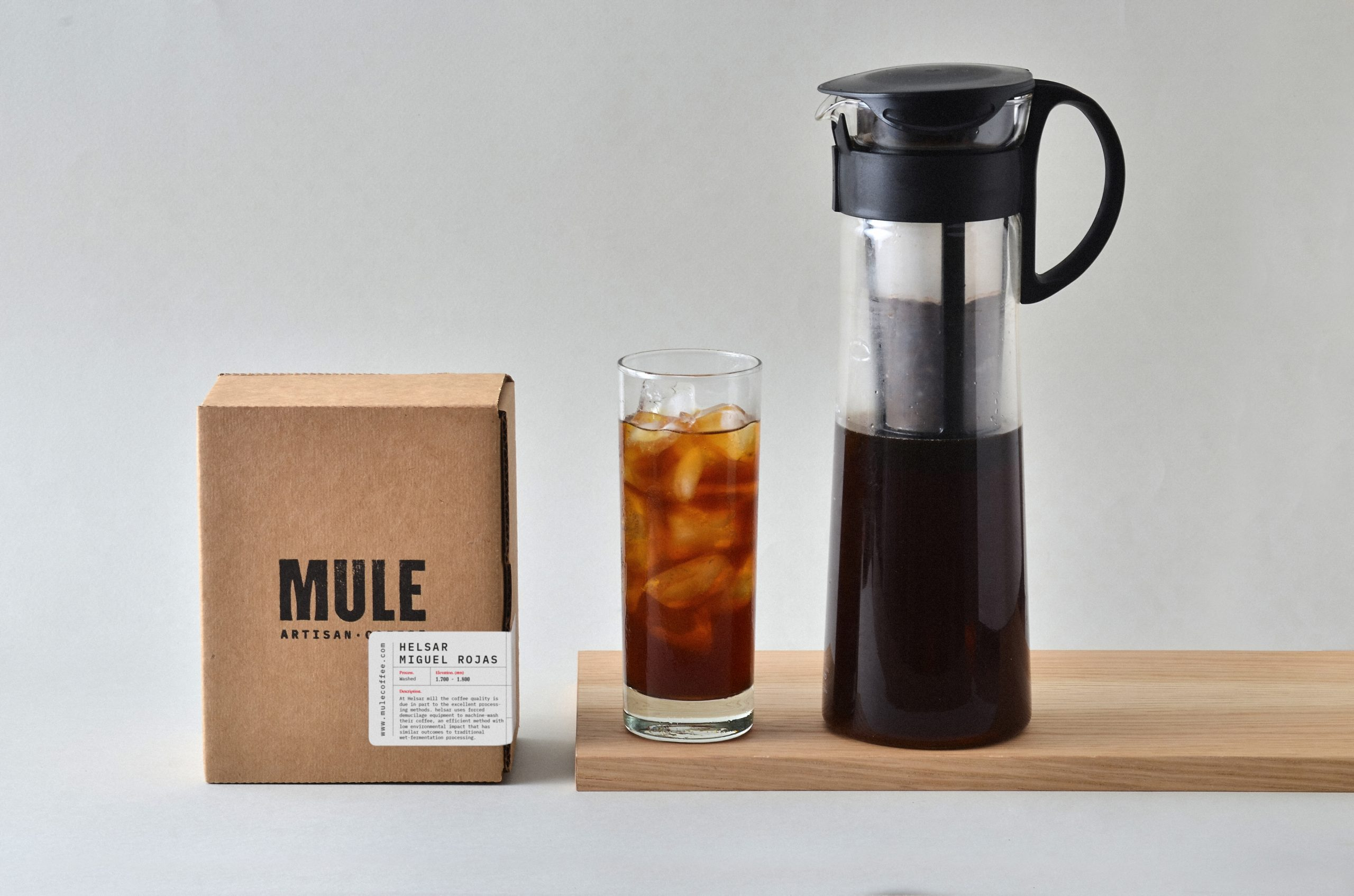 Mule Coffee Cold Brew